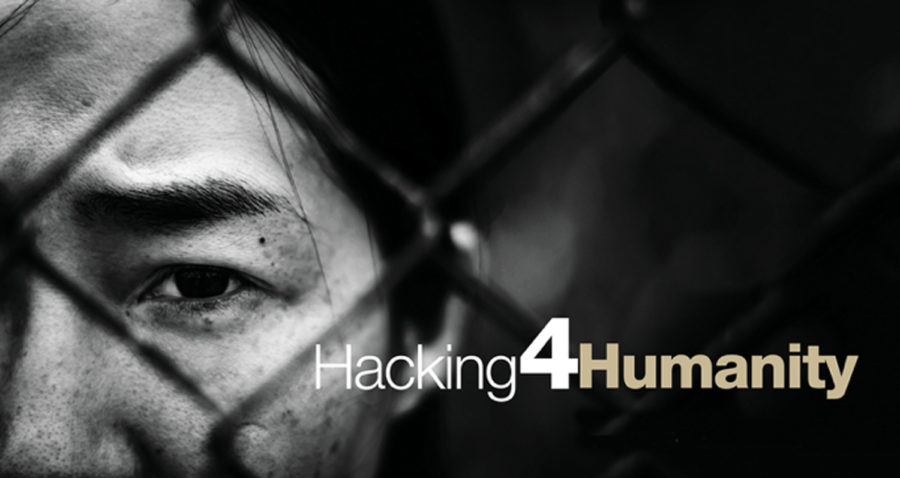 """Controversial 'Hacking4Humanity' event targets trafficking,"" The Pitt News"
