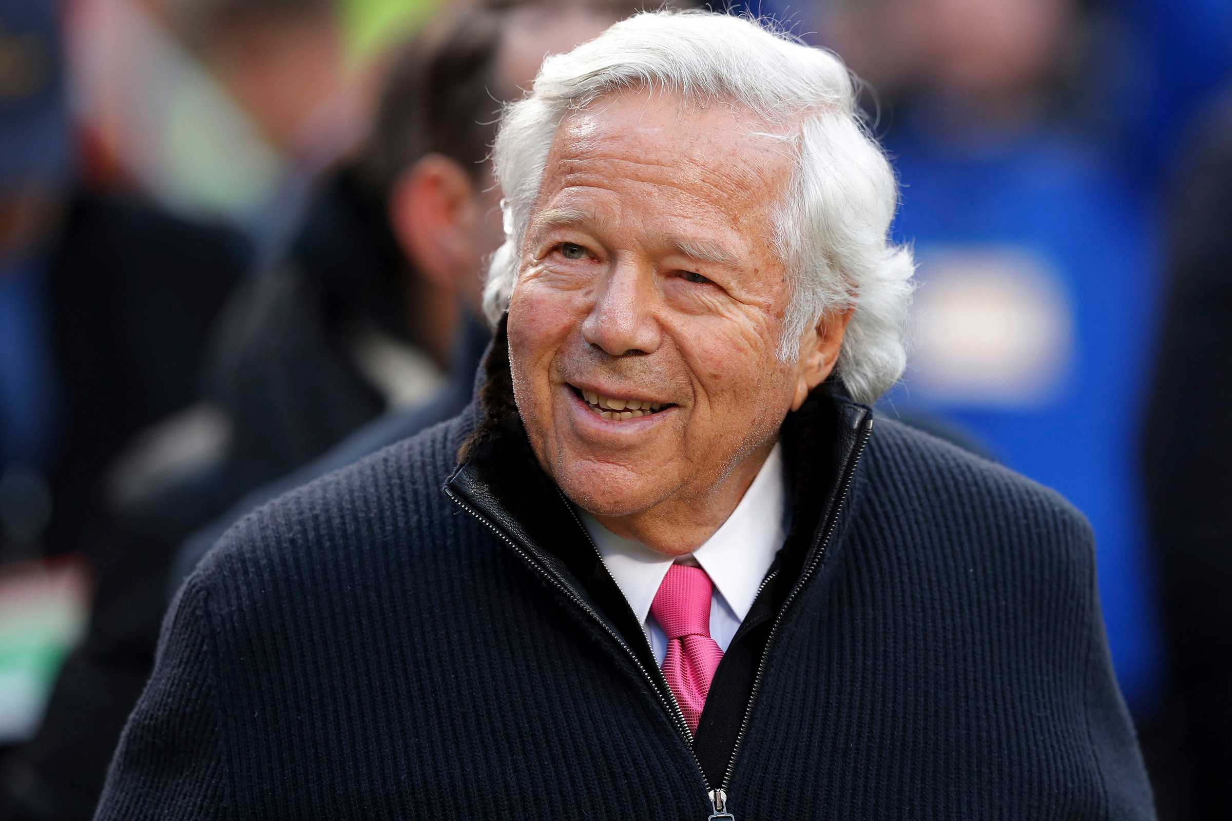 """Prosecutors Say There's No Evidence of Sex Trafficking In Robert Kraft Case,"" Rolling Stone"
