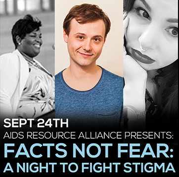 The Aids Resource Alliance Presents Facts Not Fear